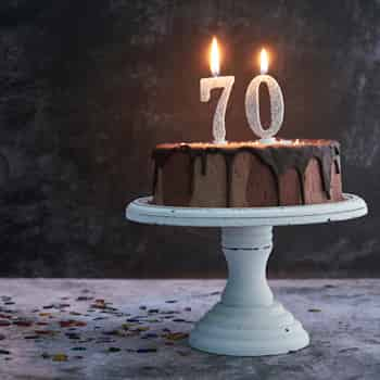 gift ideas for women's 70th birthday