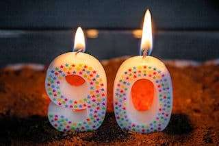 birthday gift ideas for 90th birthdays
