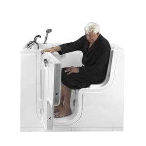 Ella Transfer60 brand walk in tub