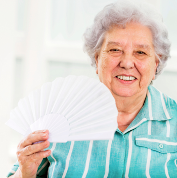 is it safe for seniors to leave the air conditioning on all day