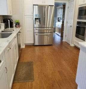 Are hardwood floors safe for seniors?
