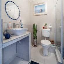senior safety in bathrooms