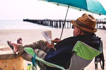 beach chairs for elderly seniors