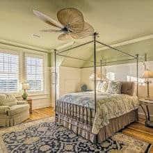 senior safety in bedroom