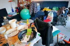 declutter tips for seniors