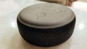 Echo dot Alexa for seniors