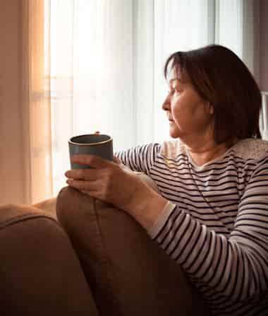 how elderly living alone can help themselves if they have fallen