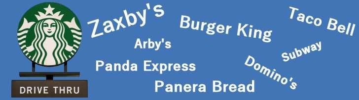 fast food gift cards