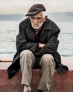 how to help a senior who is lonely and isolated
