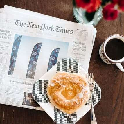 New York Times Gift