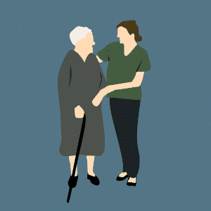 what are the duties of a caregiver