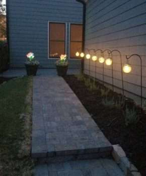 tips on using outdoor solar lights