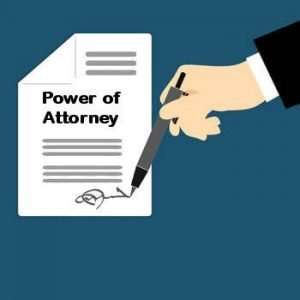 power of attorney for someone with dementia