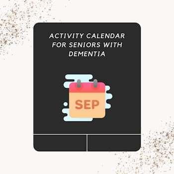 september activity calendar for seniors with dementia