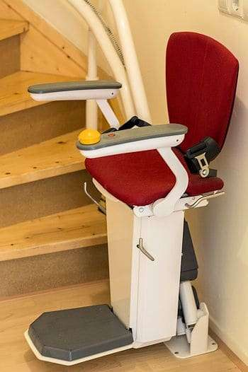 Stair Lift Safety Features For Seniors Restraints