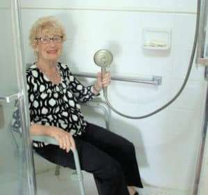 tips on how to make the bathroom safer for elderly