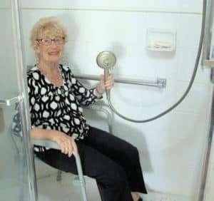tips on how to make the bathroom safer for elderly